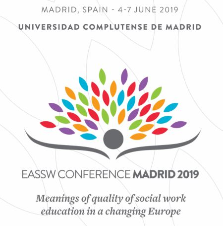 EASSW CONFERENCE 2019 MADRID — EASSW
